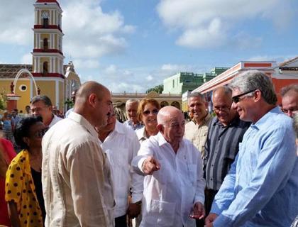 Destacan trascendencia de Remedios para la cultura cubana