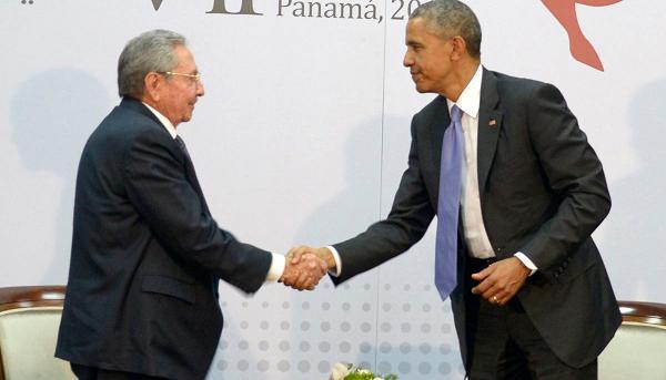 Sostuvo el Presidente Raúl Castro conversación telefónica con el Presidente Barack Obama