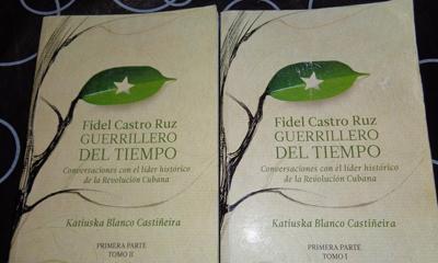 Presentan en Beijing libro sobre Fidel en chino