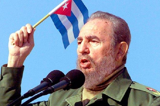 Homenaje de los villaclareños a Fidel Castro