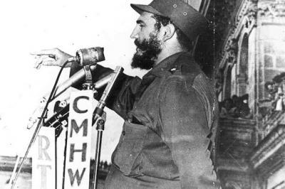 Fidel entró absuelto por la historia, en tierras villaclareñas